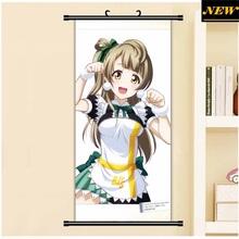 45X95CM Love Live School Idol Project Kotori Minami Cartoon Anime art wall picture mural poster art cloth scroll canvas painting