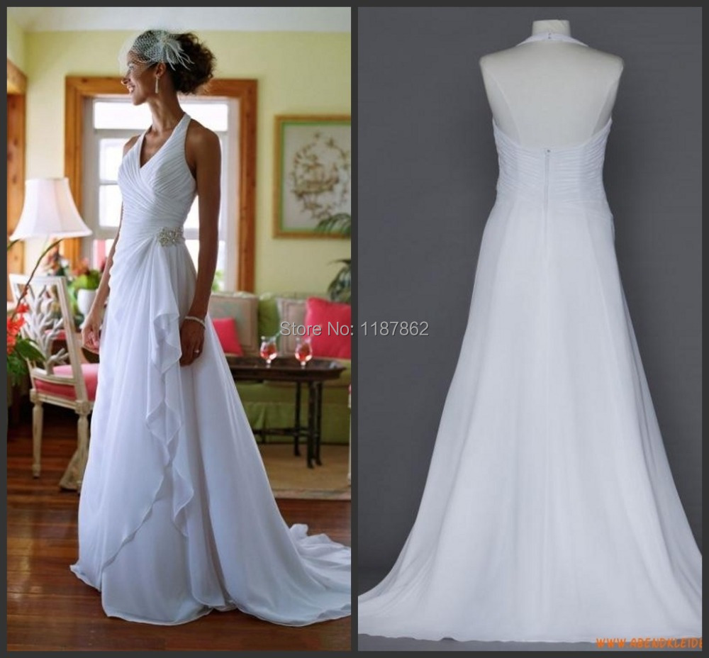 Buy wd 0662 new real image cheap chiffon for Real simple wedding dresses