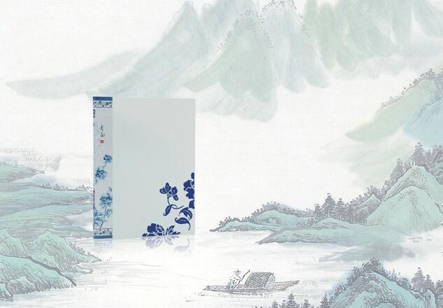 livraison gratuite chine tradiotional design blanc et bleu. Black Bedroom Furniture Sets. Home Design Ideas