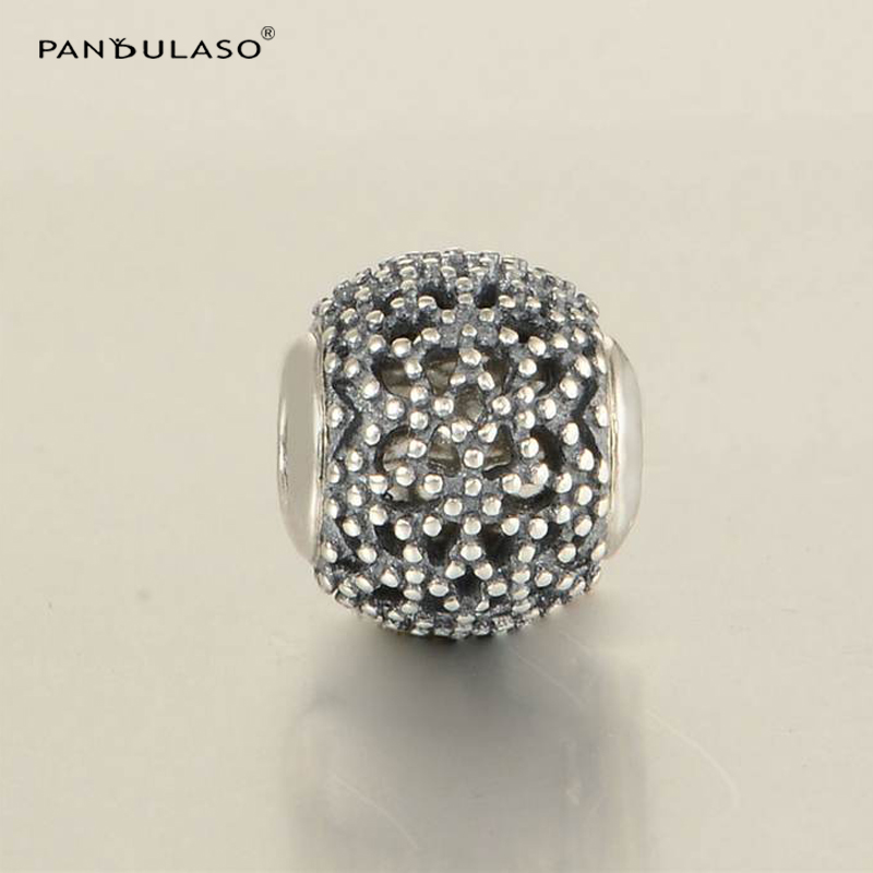Essence Wellness Vintage Beads Fit Pandora Charms Silver 925 Original Essence Bracelet New Charm DIY Beads for Jewelry Making(China (Mainland))