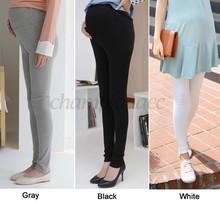 2014 Autumn Pregnant Leggings Winter Cotton Adjustable High Elasticity Maternity Leggings Pregnant Pants For Women 25