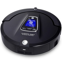 Buy Free Multifunction Robot Vacuum Cleaner (Sweep,Vacuum,Mop,Sterilize),LCD TouchScreen,Schedule,2Way VirtualWall for $211.65 in AliExpress store