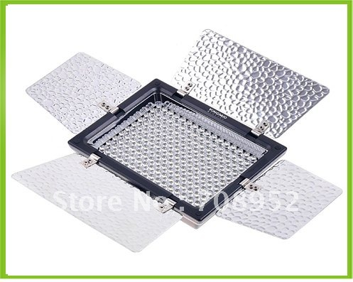 Wholesale news light video camera light DV Video Photo Lighting YN-160 LED Lamp Illumination(China (Mainland))