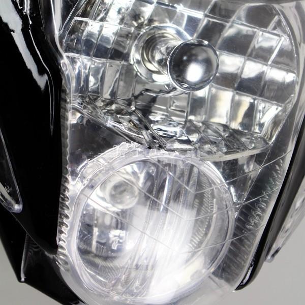 Off-road Vehicle YM Harley Kawasaki Hornet 600 900 ybr125 Chopper Accessories Farol Motocicleta