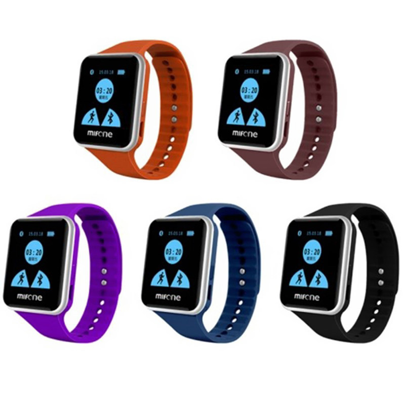 W15 Bluetooth Smart Watch Sport WristWatch with USB Flash Drive Pedometer Calories Distance For IOS Android Mobile Smartphone(China (Mainland))