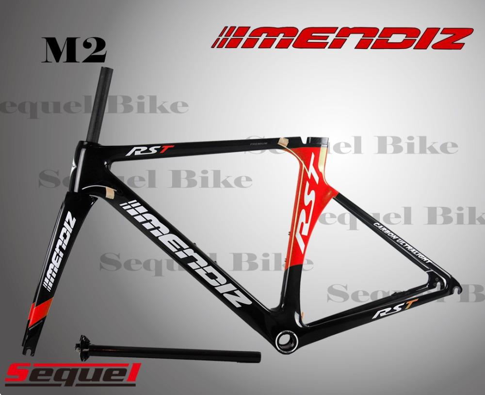 2015 TOP SALES Mendiz M2 Carbon bicycle frame carbon road carbon fiber road bike frame mountain bikes BB30 BH G6 T1000 UD(China (Mainland))