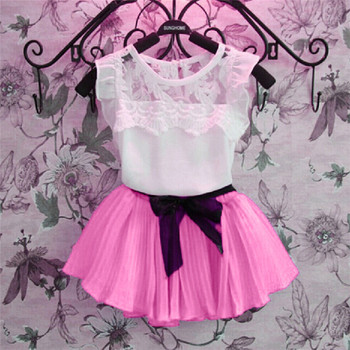 On sale!!! 2016 New Summer baby Girl Dress Kids Princess Party Dresses For Girls Performance Clothes Children clothing