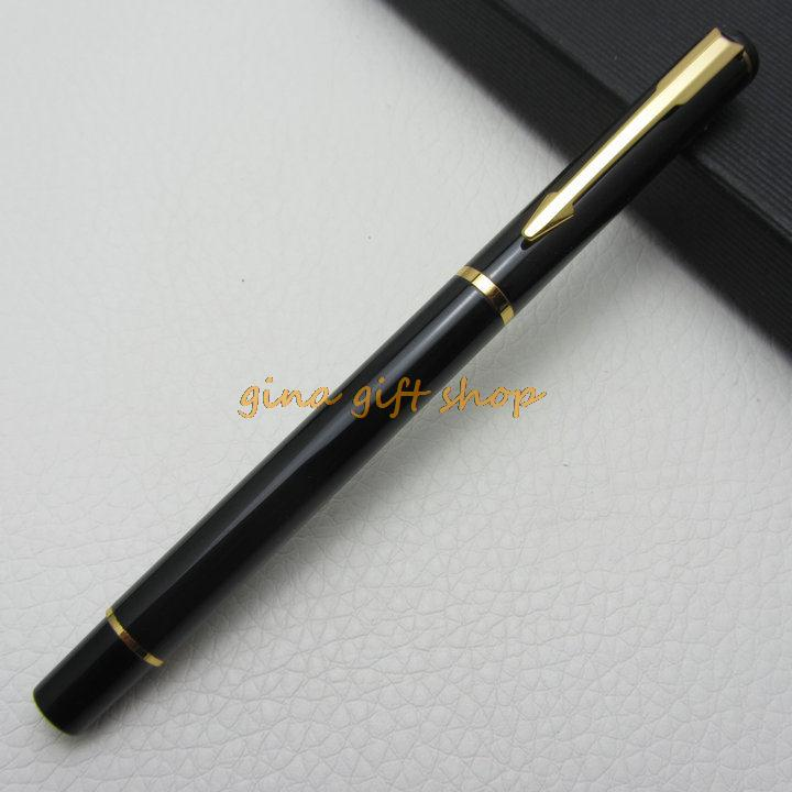 BAOER 801 Black Fountain Pen Brand New with gift Box B1023<br><br>Aliexpress
