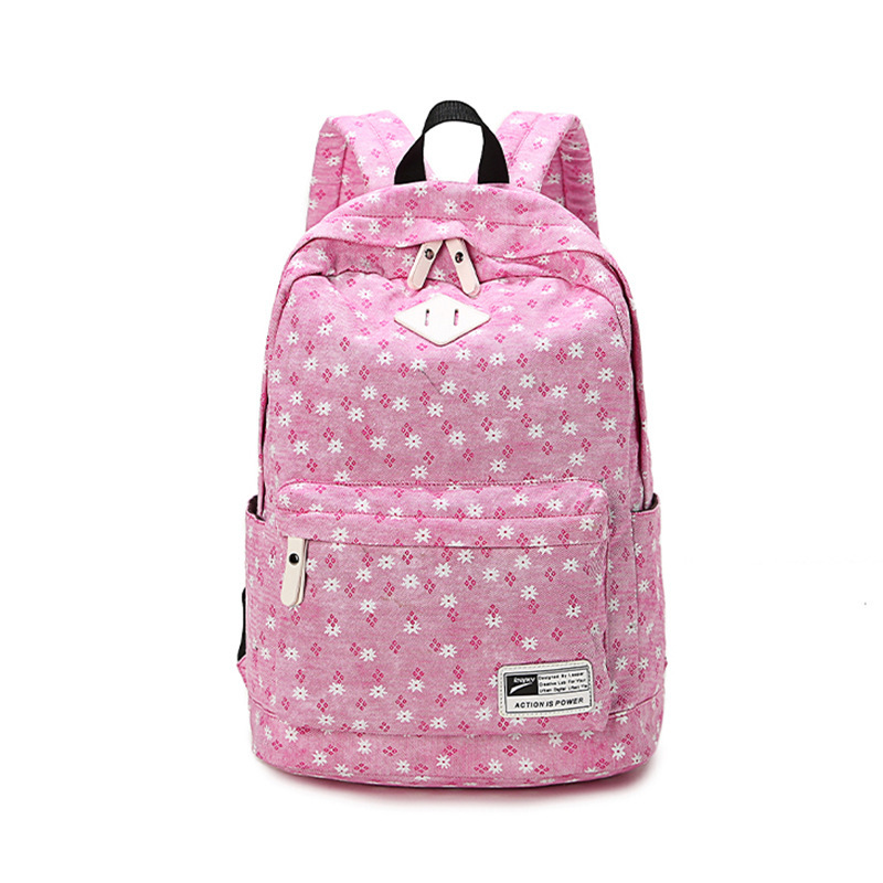 Top Quality Women Canvas Schoolbag Casual Backpacks Classical Leisure Design For Teenager Girls Shoulder School Bags Mochilas<br><br>Aliexpress