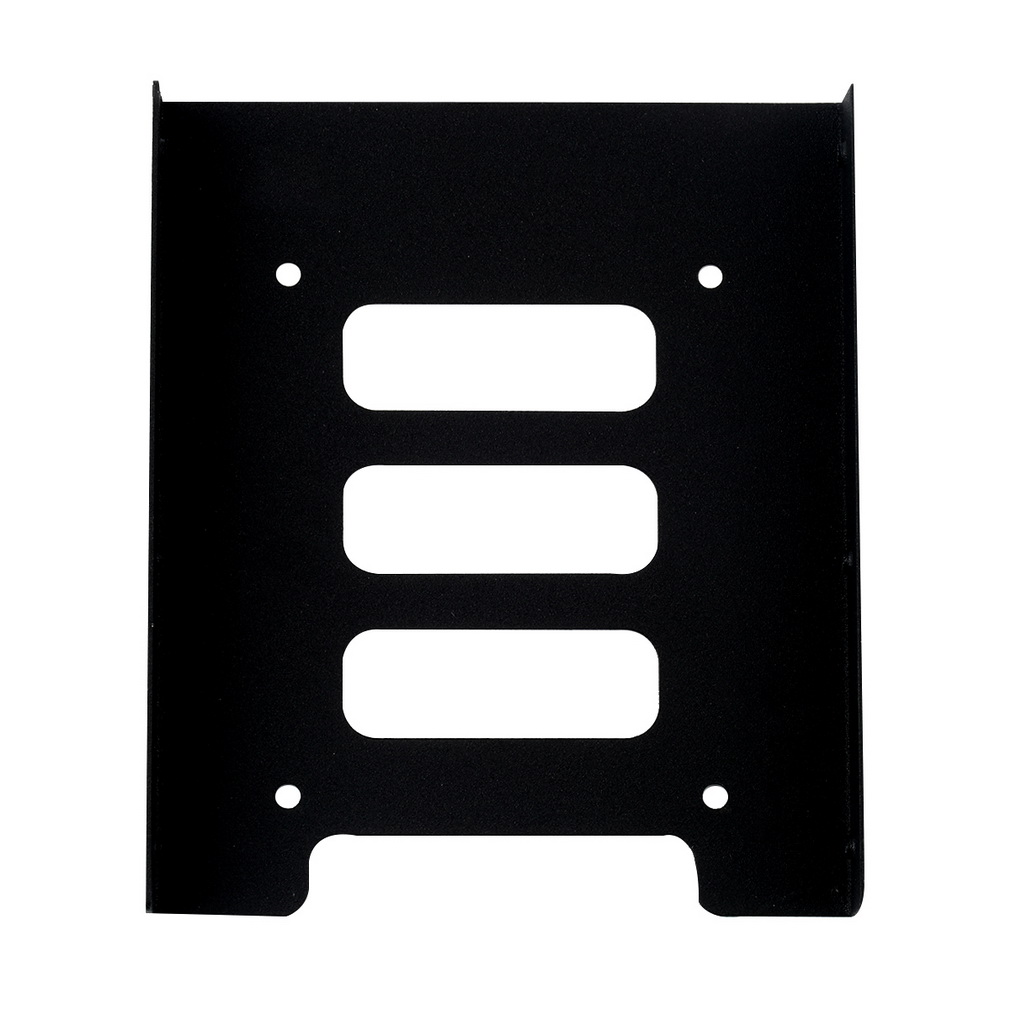 "New 2.5"" to 3.5"" SSD HDD Metal Adapter Mounting Bracket Hard Drive Holder for PC Wholesale Store"