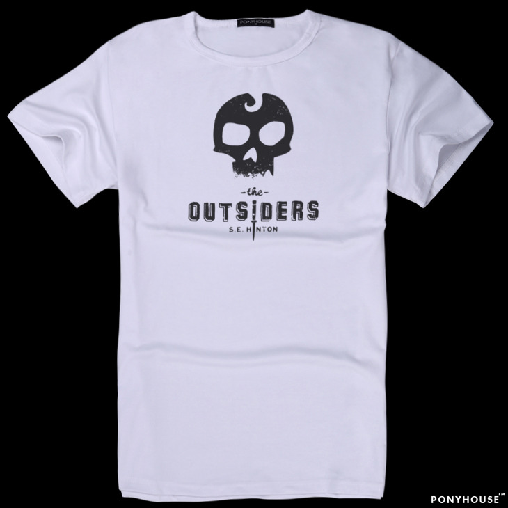 Гаджет  2015K send Indoorsman fashion depth Valentine YBD OUTSIDERS short sleeved T-shirt male None Изготовление под заказ
