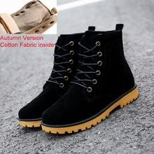 2016 de la moda de invierno zapatos de las mujeres botas de ante de invierno de señoras de los hombres bota de la nieve botines mujer chaussure femme(China (Mainland))