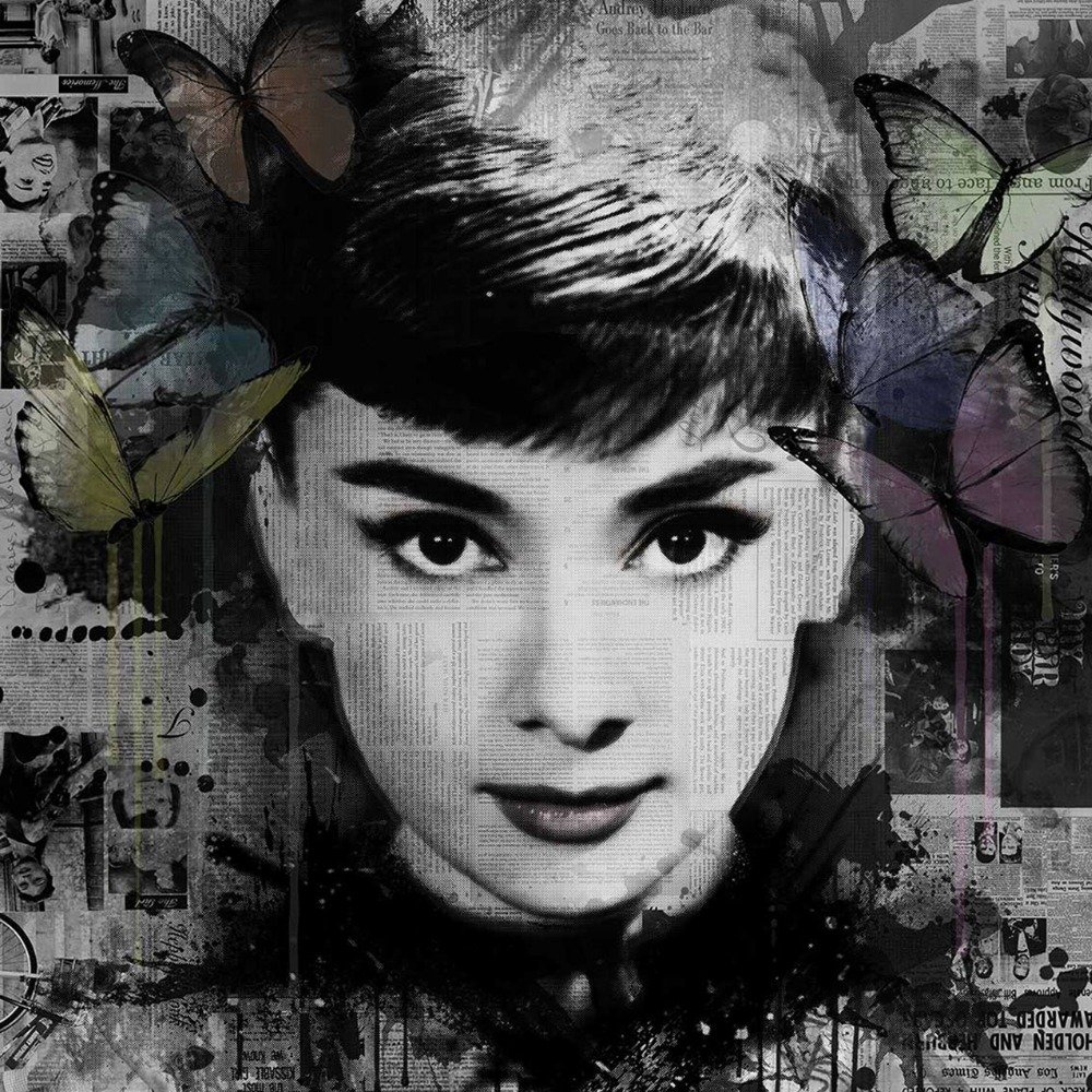 audrey hepburn pop kunst poster beurteilungen online einkaufen audrey hepburn pop kunst poster. Black Bedroom Furniture Sets. Home Design Ideas