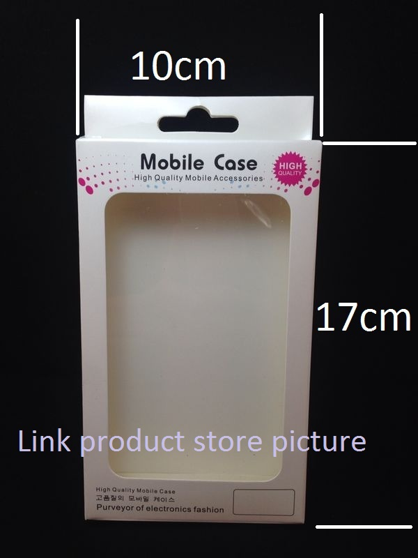 517cm X10cm X1.6cm Retail package blister samsung nate 3 case Paper box shell special packing Phone packaging - jaco wang's store