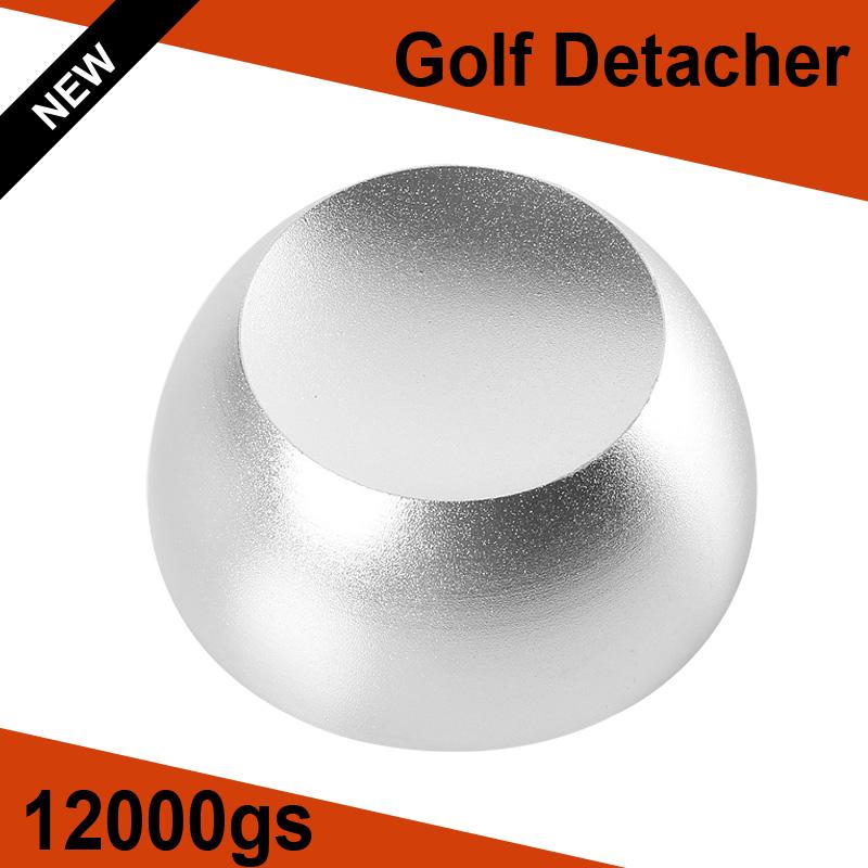 12,000GS Magnet Golf Detacher Magnetic Security Universal Hard Tag Remover Practical Detacher Eas Tag Detacher(China (Mainland))