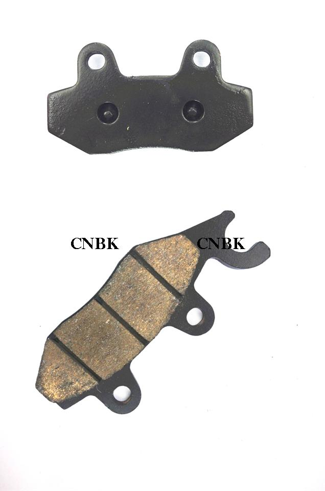 Front Left Sintered Brake Pads fit Kawasaki 650 KVF Brute Force KVF650 2008(China (Mainland))