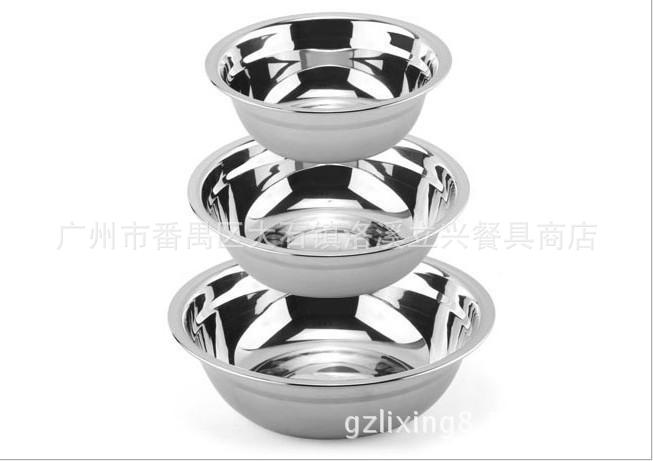 stainless steel dish plate soup plate(China (Mainland))