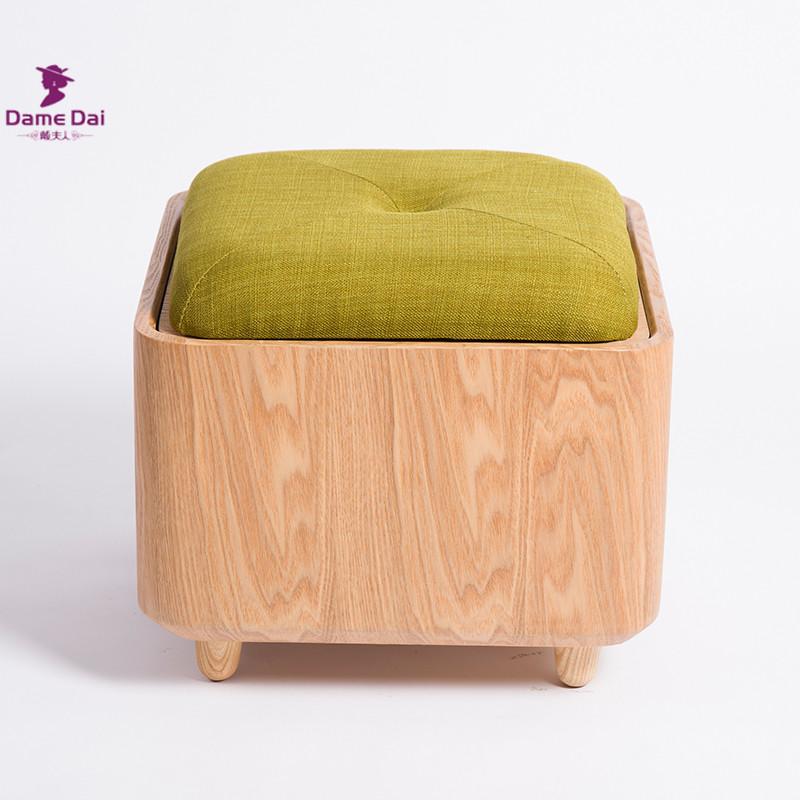 Soid Oak Wood Organizer Storage Stool Ottoman Benc. - Online Get Cheap Cube Storage Ottomans -Aliexpress.com Alibaba Group