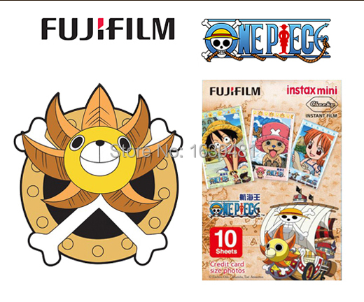 Fuji Fujifilm Instax Mini Film 1 Pack Shoot Photo Paper One Piece For Fuji Camera 7S 8 25 50S 90s(Hong Kong)