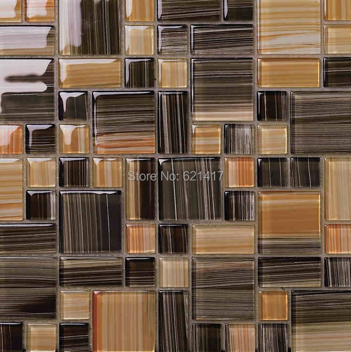 kitchen backsplash glass mosaic tile bathroom shower bedroom wall tile