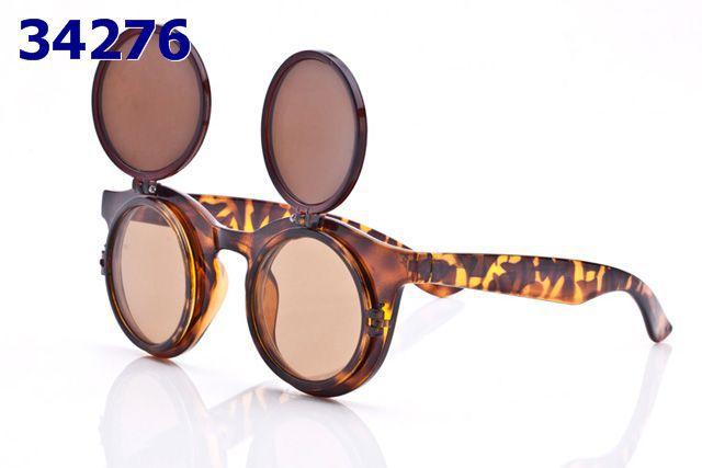 Корейский летом детская очки детские мальчики девочки детские солнцезащитные очки милый ребенок личность пользовательские круглый сплава кадр анти уф очки