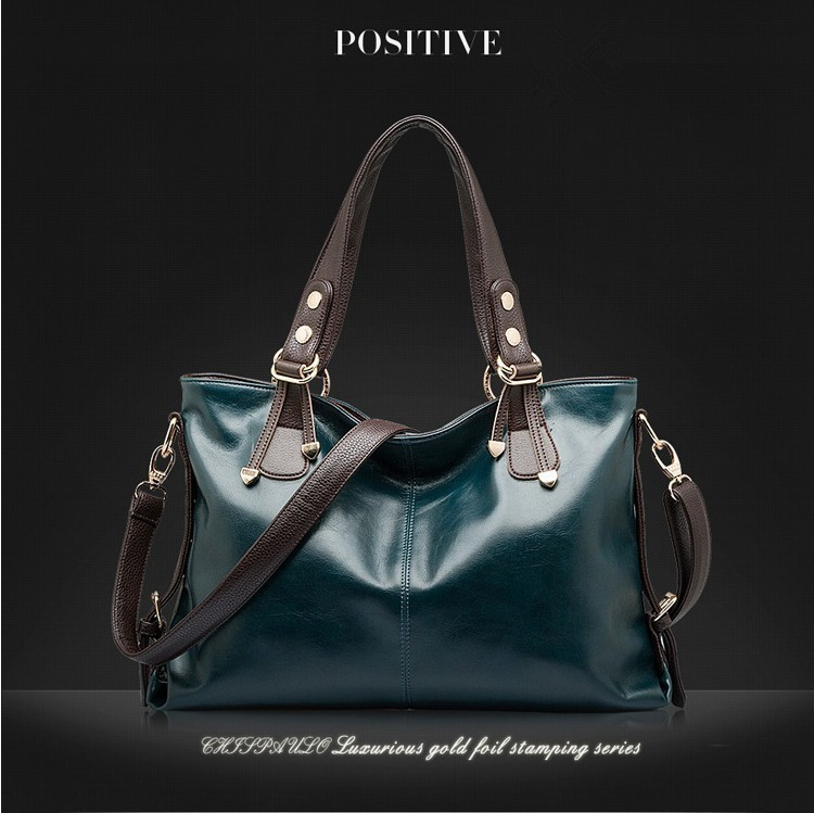 100%Genuine Leather Handbag2015 women natural leather handbag leather clutch new fashion women shoulder bags women messenger bag(China (Mainland))