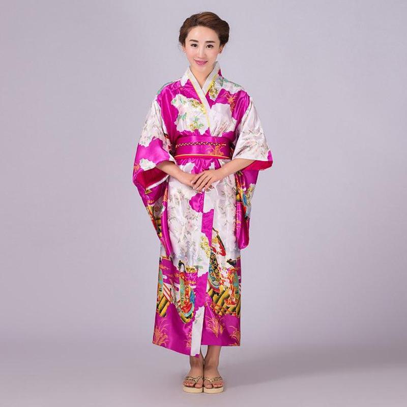 Japanese traditional kimonos promozione fai spesa di for Vestito tradizionale giapponese femminile