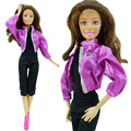 One PCS Party Doll s Beautiful Handmade Clothes Princess Gown Casual Style Outfit For Barbie Doll