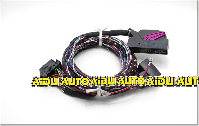 OEM VW Plug&amp;play Dynaudio acoustics Wire harness For Tiguan Golf 6 MK6 sharan<br><br>Aliexpress