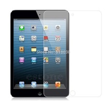 D19 hot-selling newest Clear Anti Glare Screen Protector Cover Shield Film For Apple iPad 2 3 4 Ultra   Free Shipping