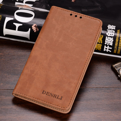 High quality Paypal genuine leather flip cover for Xiaomi Redmi Note 3 case for Xiaomi Redmi Note 3 cover case free shipping(China (Mainland))
