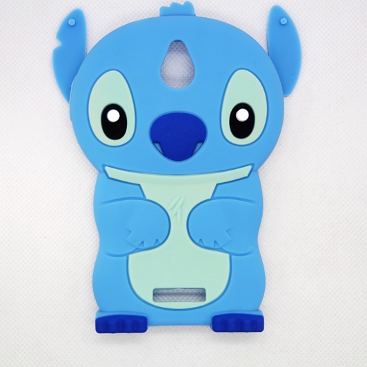 Lovely Stitch 3D Silicone Case For HTC Desire 510 High Quality Cell Phone Case Silicone(China (Mainland))