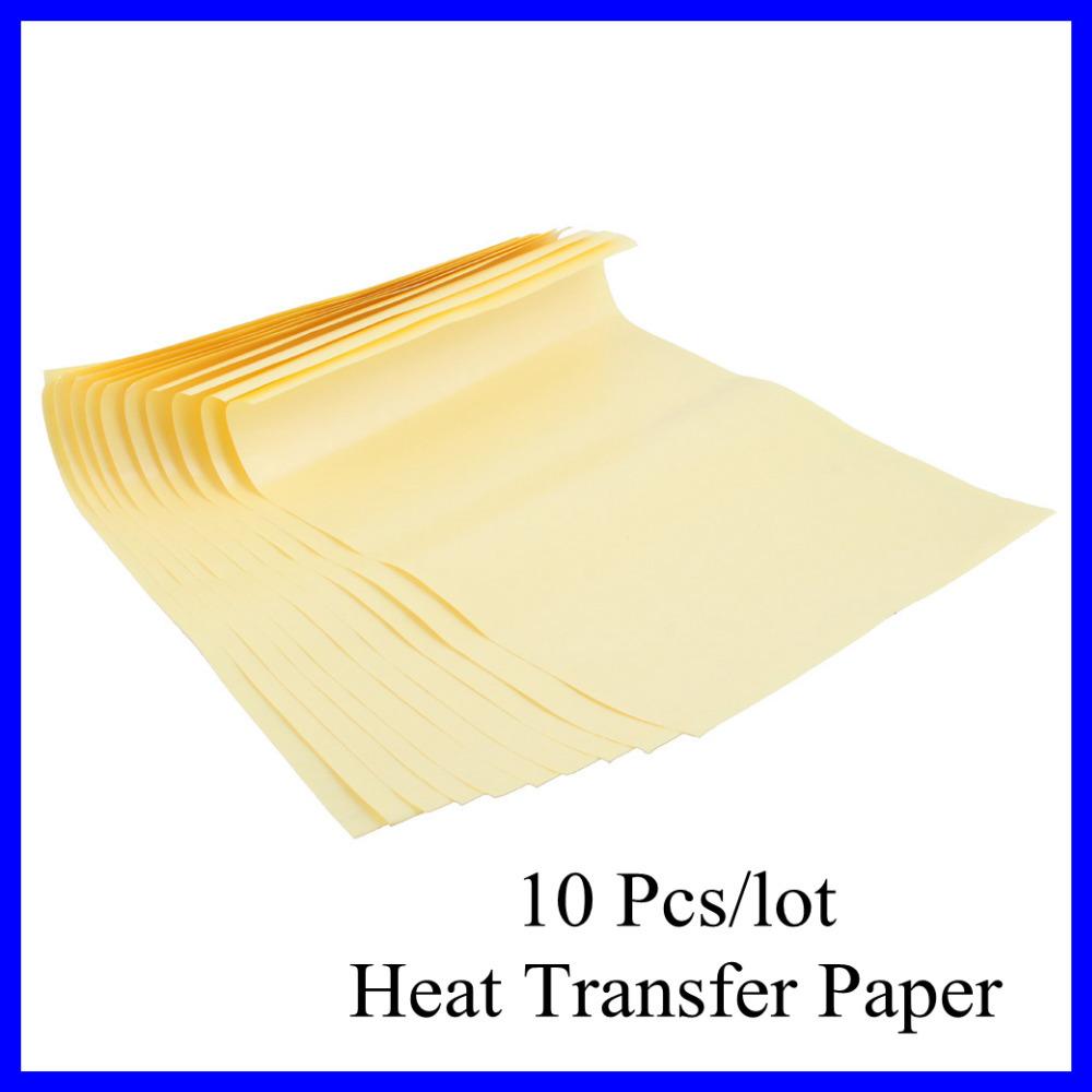 10PCS/LOT PCB thermal transfer paper / A4 size / circuit board thermal transfer paper / heat transfer paper(China (Mainland))