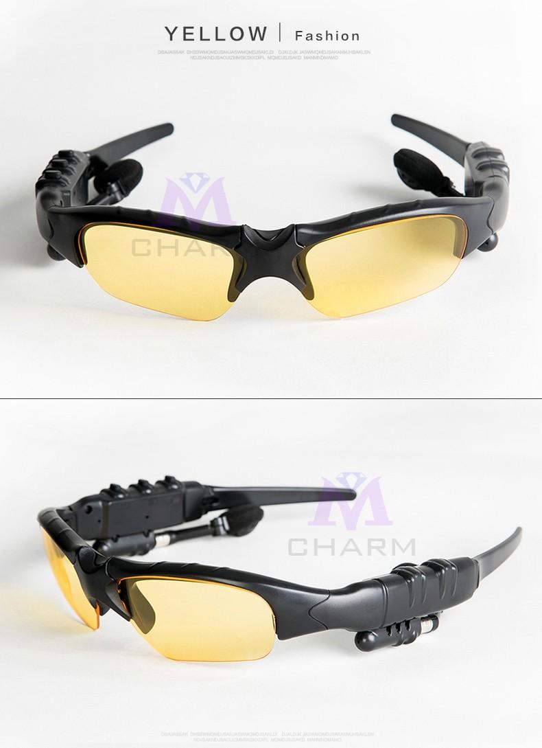 image for Original Sunglasses Wireless Bluetooth 4.1 Headphones Smart Glasses Po