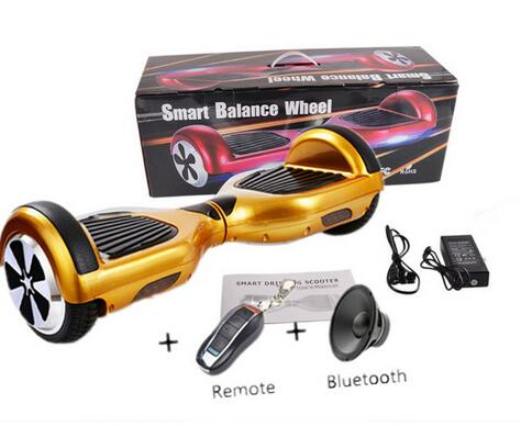 ul grade Electric Scooter bluetooth music Adult self balance scooters 2 Wheels Hoverboard Balanced skate skateboard - Elcot Technology Com. Ltd. store