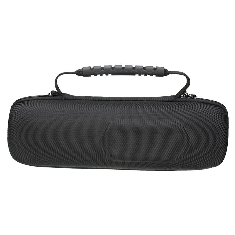 LEORY NEW Arrival Carry Bag Case For JBL Charge 3 Bluetooth Wireless Speaker Case Hard Storage Traval Case Bag Black