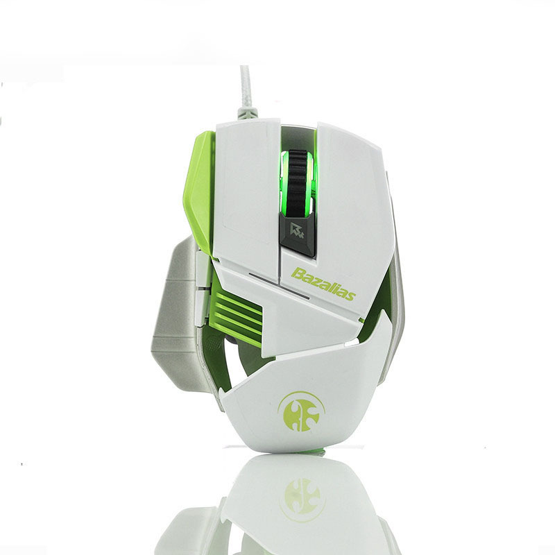 Computer accessories ghosts ax X1 gaming mouse led notebook mouse Internet creativity(China (Mainland))