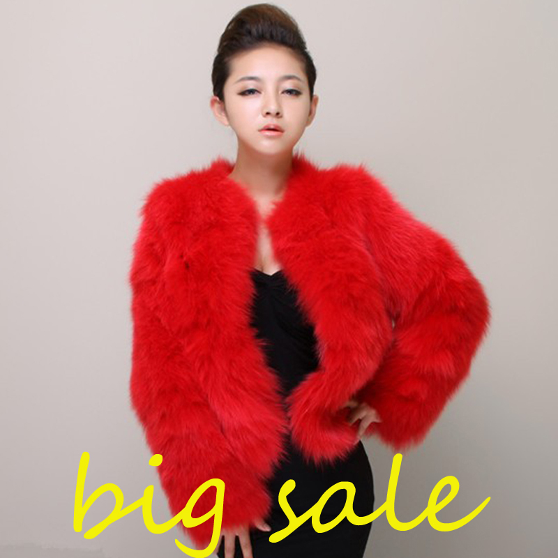 Online Buy Wholesale fur rabbit coat from China fur rabbit coat ...