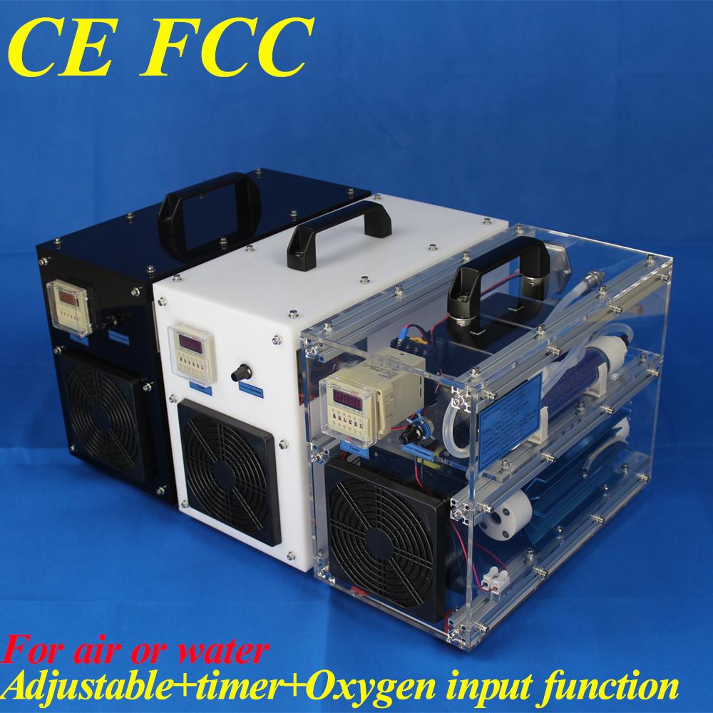 CE EMC LVD FCC 3g 5g 6g 7g car ozonator(China (Mainland))