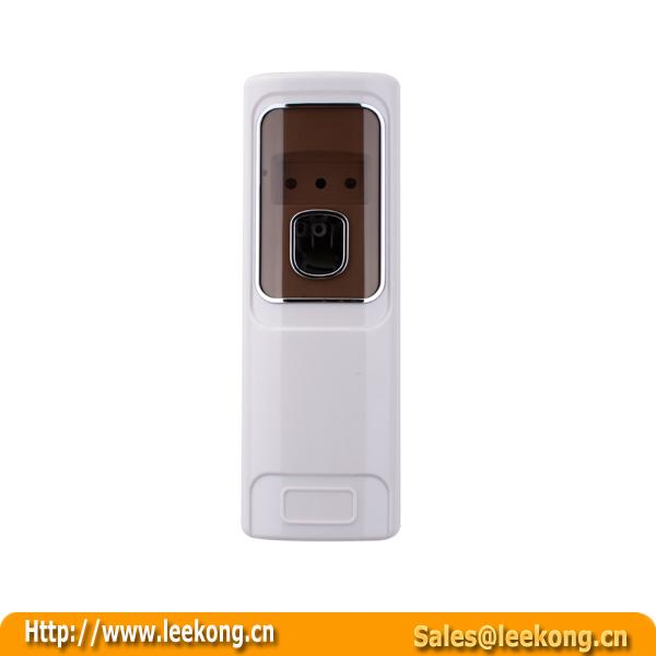 Automatic led remote control aerosol dispenser toilet for Bathroom air freshener