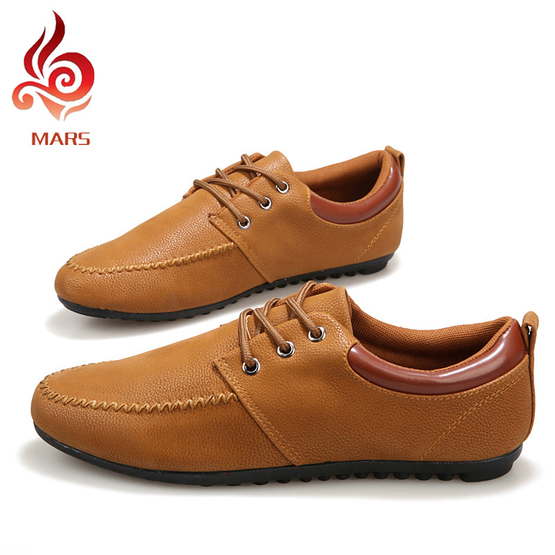 2015 New Spring And Autumn Men Shoes Genuine Leather Casual Shoes Fashion Outdoor Sneakers Hombre Zapatos  Size:39-44,JD820<br><br>Aliexpress