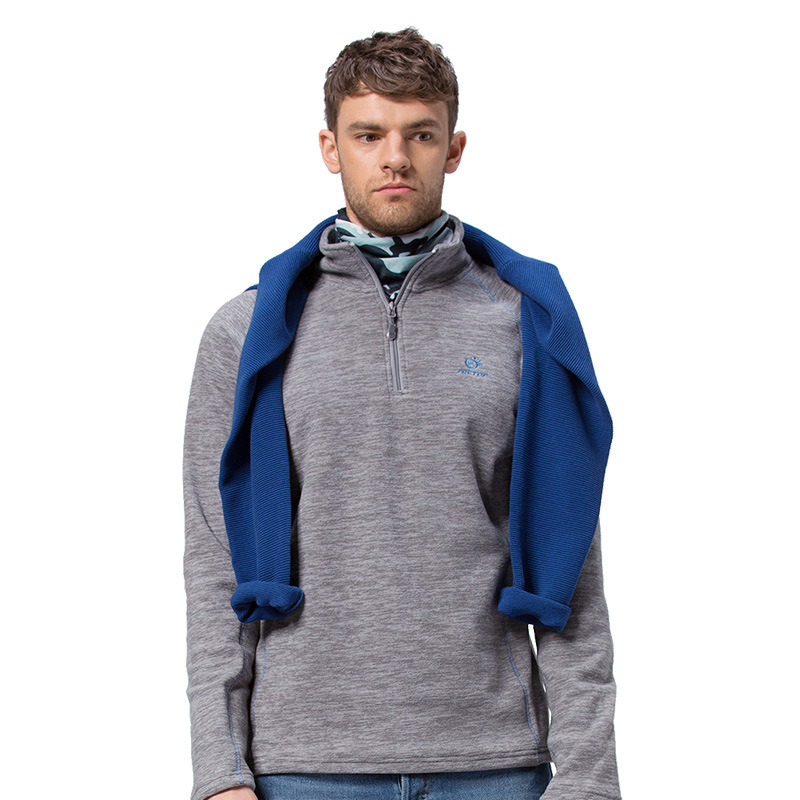 New fall   tectop   Mens   Cation Fleece   Antistatic can not ball   Breathable elasticity   4 color options<br><br>Aliexpress