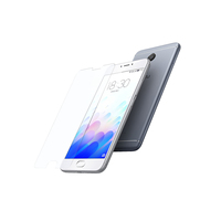In stock Benks 0.23mm thickness KR+ glass screen protector film for Meizu Note 3 add retail package