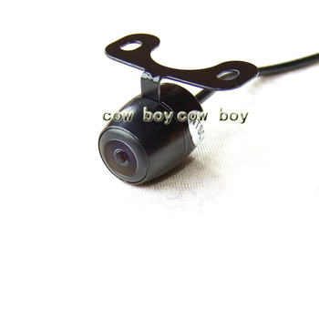 5PCS Car rear view camera back up hd camera with guide line 120 Degree Angle 18mm water proof camera CB-C808
