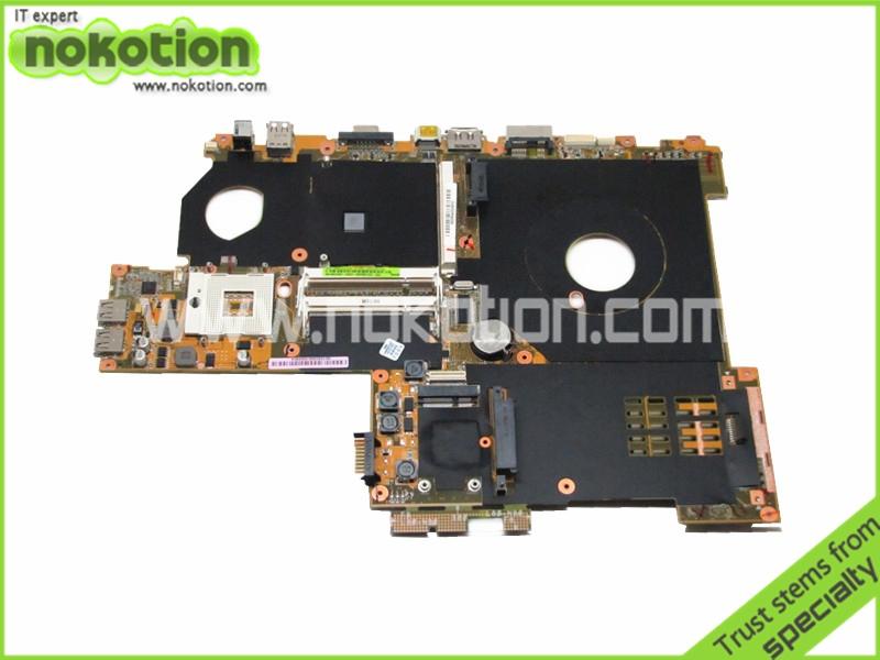 laptop motherboard for asus  N80VB F8V N80 L80 X80 PN 08G2008FV22J REV 2.2 NSVMB1000-A04 PM45 DDR2 with graphics slot<br><br>Aliexpress