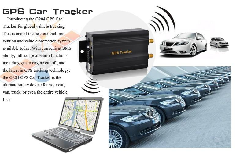 Gps Car Trackers
