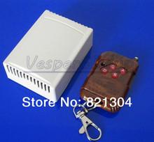 6 комплект /lot обучения код DC 12 В 10A 4CH беспроводной пульт дистанционного управления системы умный дом контроллер рф переключить 315 мГц