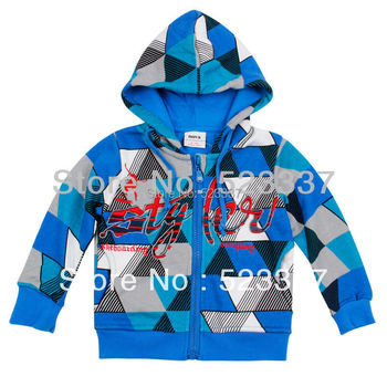 children boys fashion hooded Nova kids brand baby children clothing spring winter zipper hoodie jacket coat A3195#
