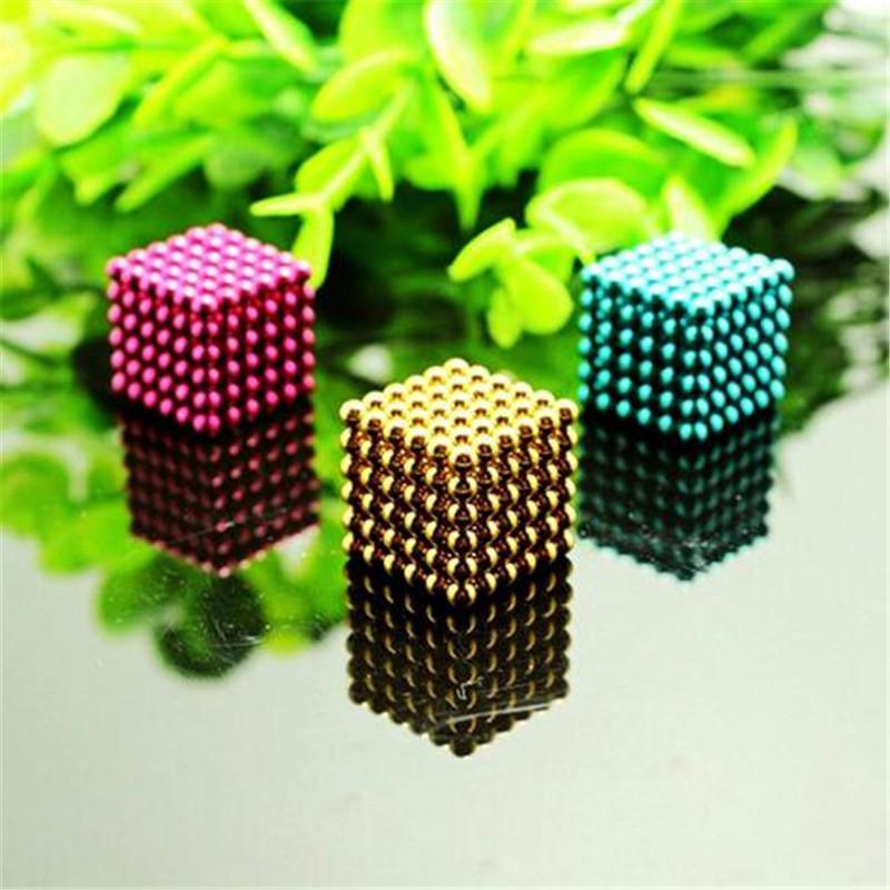 Free Shipping Hot Sale 216pcs 3mm neodymium magnetic balls Magic DIY toy Puzzle Magnet Block Cubo Neo Cube Vacuum Package(China (Mainland))