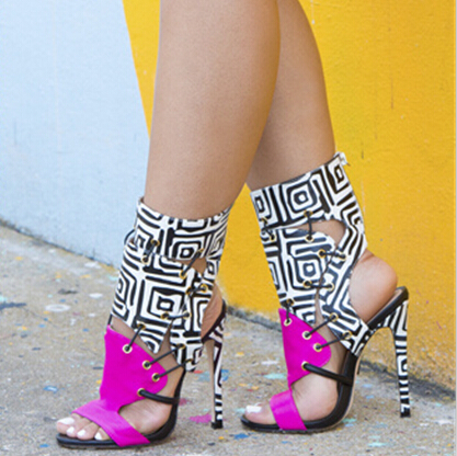 Colored Sandals For Womens